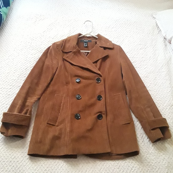 Forever 21 Jackets & Blazers - Cord Coat